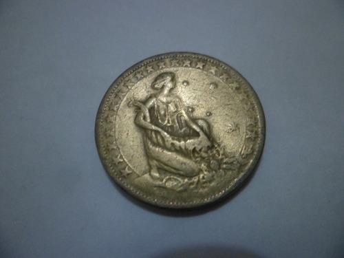 moeda antiga de mil réis 1927 mbc
