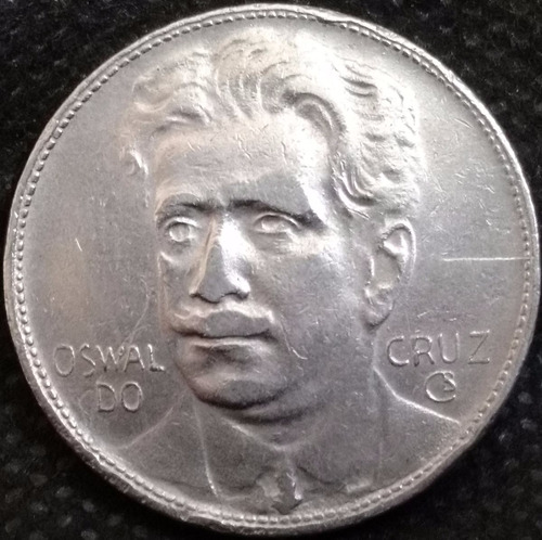 moeda brasil osvaldo cruz 1937