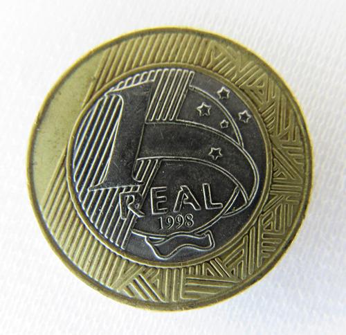 moeda comemorativa direitos humanos 1998 mbc numismática