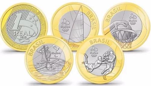 moeda das coleção