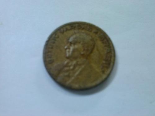 moeda de 10 centavos de 1944/1945/1946