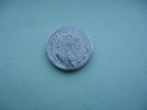 moeda de 20 centavos de 1961 alumínio