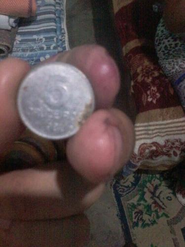 moeda de 5 cruzeiros de 1982