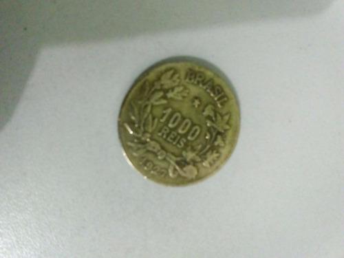 moeda de mil reis de 1927