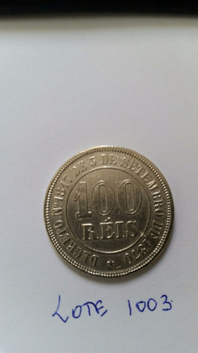 moeda do império para colecionador perfeito estado!!!