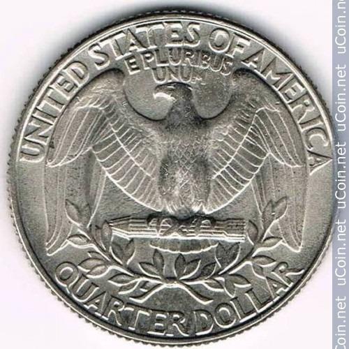 moeda em prata americana quarter dollar 1991 rara envio 8,00