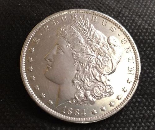 moeda eua one dollar morgan