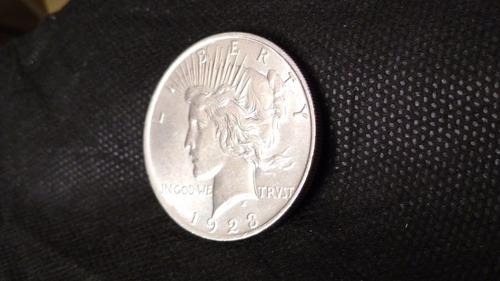 moeda eua one dollar peace