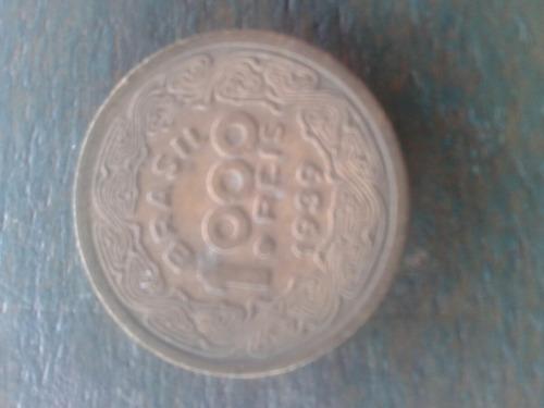 moeda mil reis 1927