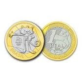 moeda olimpiadas 2016 mascote gato vinicius