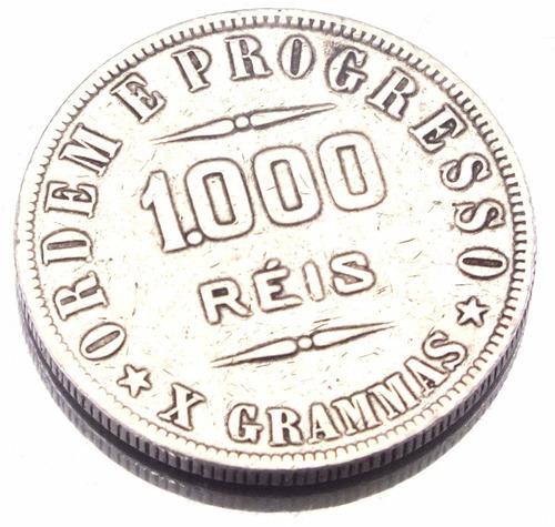 moeda reis brasil