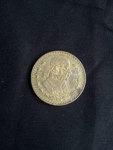 moeda um pesos estados unidos mexicanos 1957