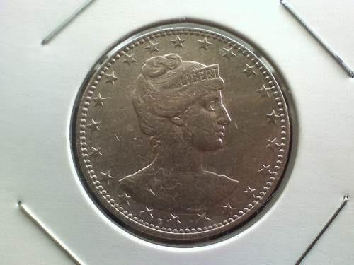 moedas antigas 200 réis lote c/16 p/coleção frete grátis