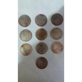 Moedas Antigas 400 Reis (ano 1918 A 1932)