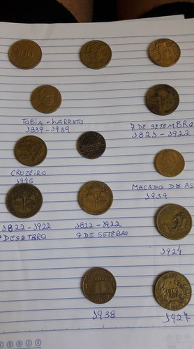 moedas antigas valiosas