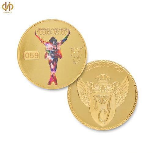 moedas comemorativas com
