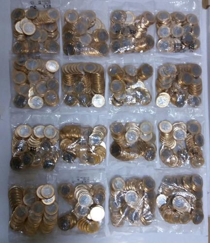 moedas comemorativas das