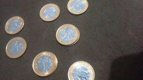 moedas das olimpiadas de 2016.
