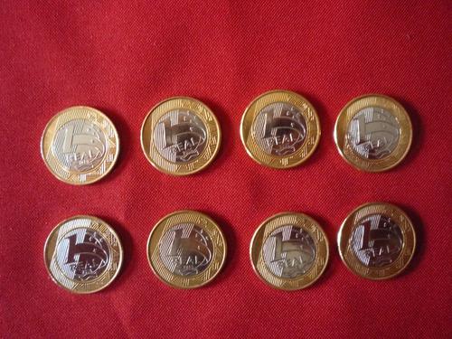 moedas das olimpíadas lote