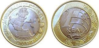 moedas direitos humano