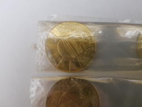 moedas mcdonalds - mc coin - coleção completa