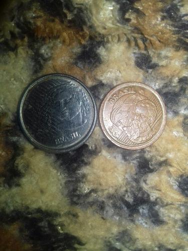 moedas raras de 1...10....25..centavos