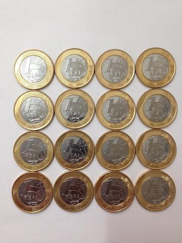 moedas soberbas olimpícas avulsas modalidades de 2014 á 2016