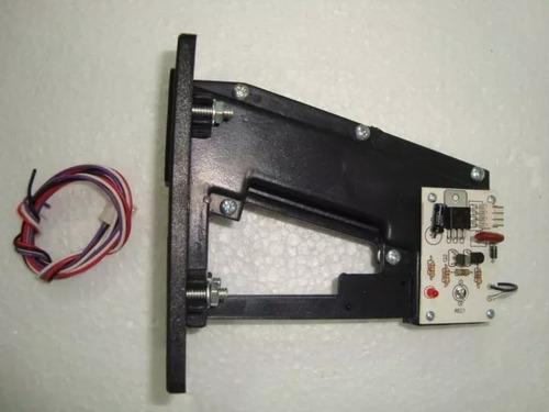 moedeiro eletrônico de r$1,00 s/ retorno jukebox fliperama