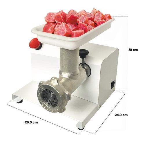 moedor carne elétrico semi industrial profissional 110v 220v