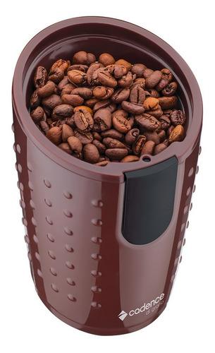 moedor de cafe, castanhas, noze di grano cadence mdr302 220v