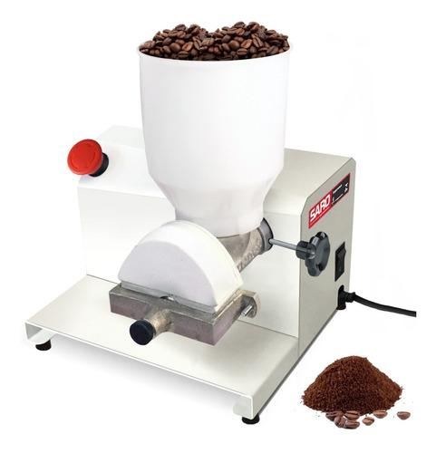 moedor de café elétrico grãos portátil laminas aço coffee