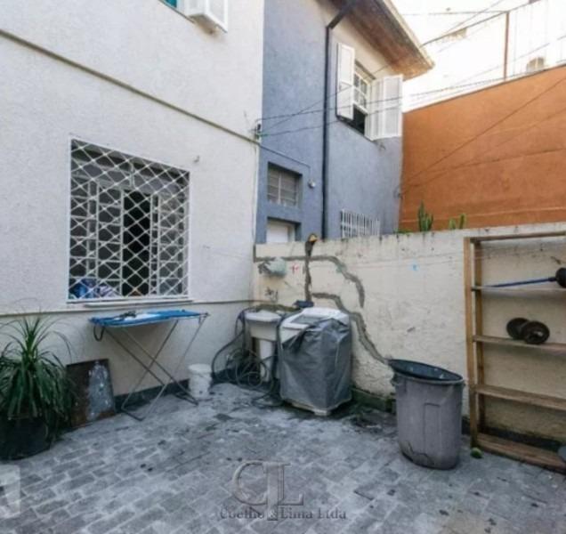 moema - casa sobrado de vila, 1 dormitório. - 3548-1