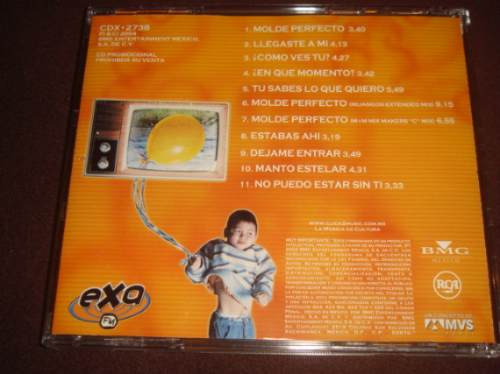 moenia exa fm cd 11 tracks