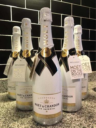 moet ice imperial champán chanpagne entrega inmediata