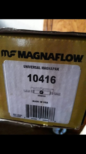 mofle magnoflow universal 10416