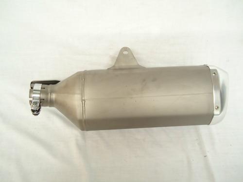 mofle suzuki gsx-r 1000 2013 para gs500, sv650 o cualquier