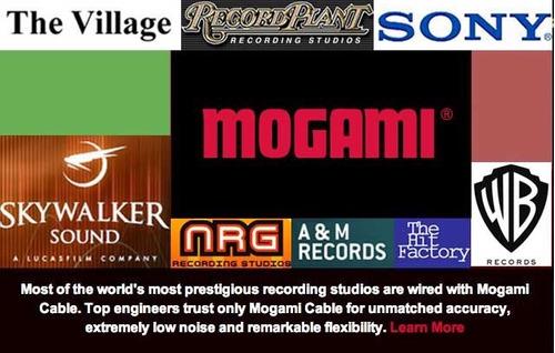 mogami serie gold 18ft cable plug/plug angular 5.5 metros