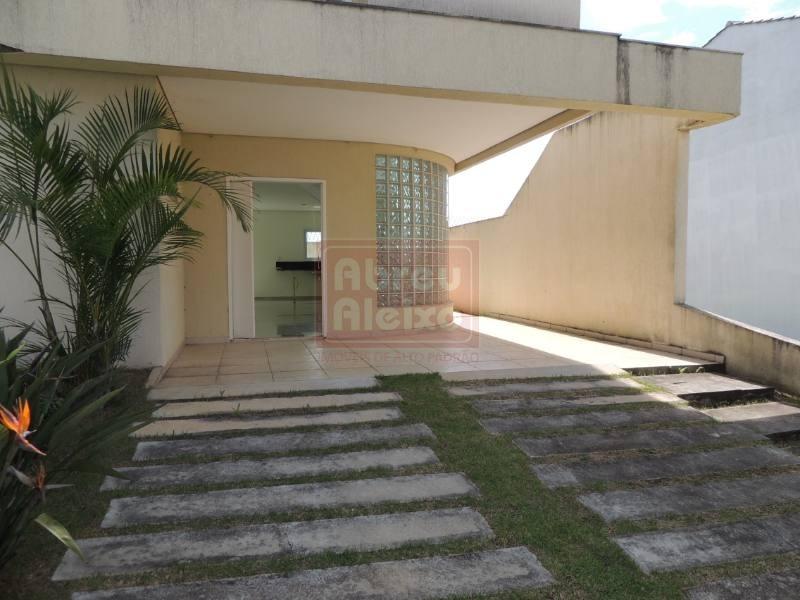 mogi das cruzes, casa em condomínio fechado - residencial parque das figueiras, 3 suítes + sótão amplo! - 983