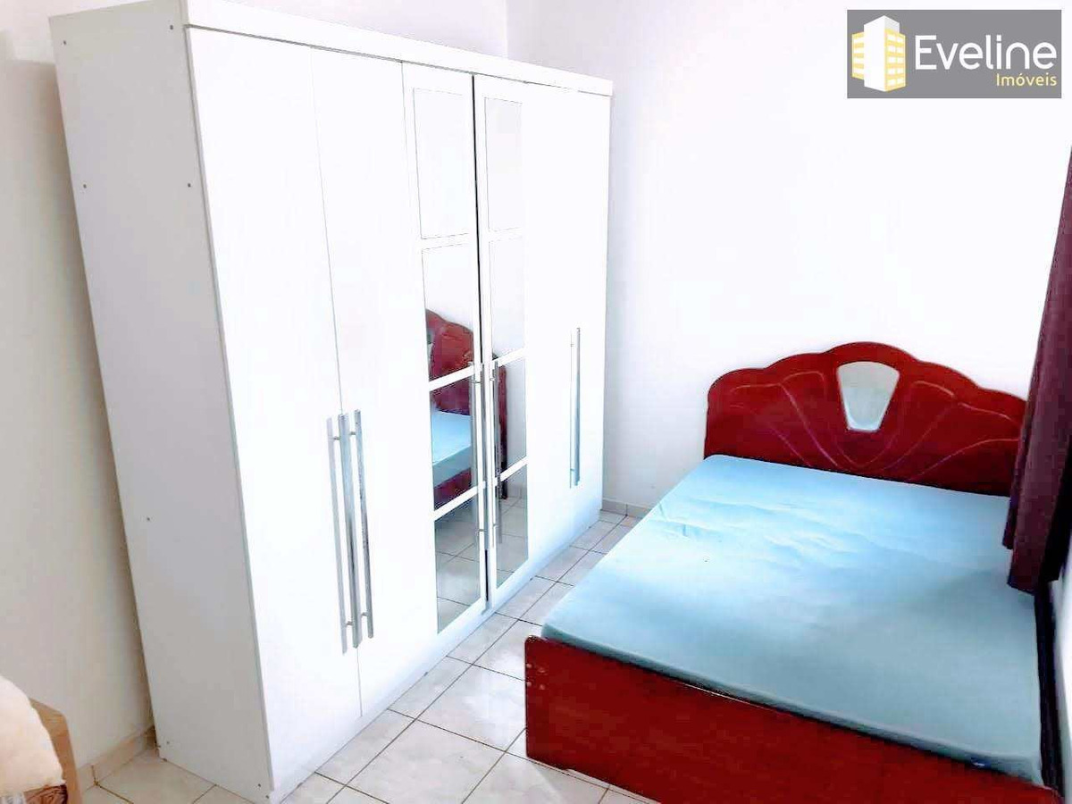 mogilar - flora i - apartamento para alugar mobiliado r$ 1.500 - a614