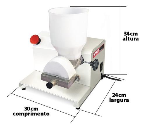 moinho moedor elétrico para café pimenta urucum botini b55
