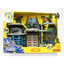 Baticueva Fisher-price Imaginext Batman Super Amigos