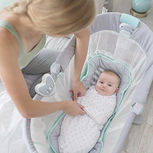 moisés cuna bebé