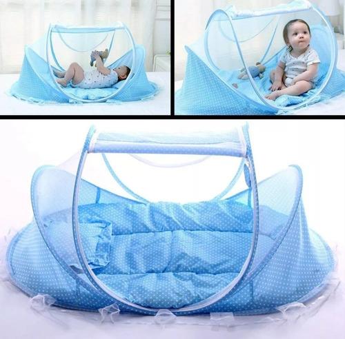 moisès cuna mosquitero red plegable portàtil para bebè