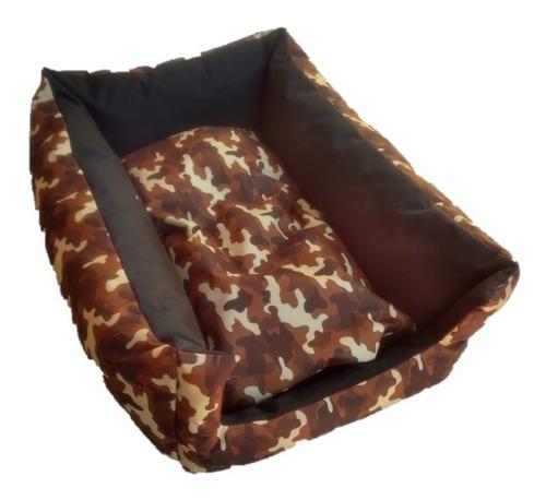 moisés sofá para mascotas perros gato estampado antidesgarro