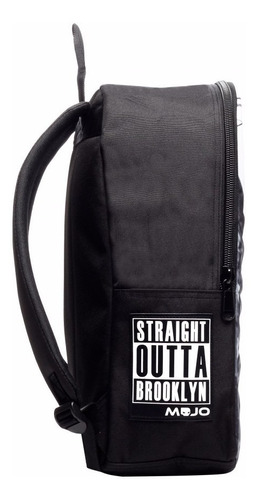 mojo mochila brooklyn hanging shoe backpack polyester tablet