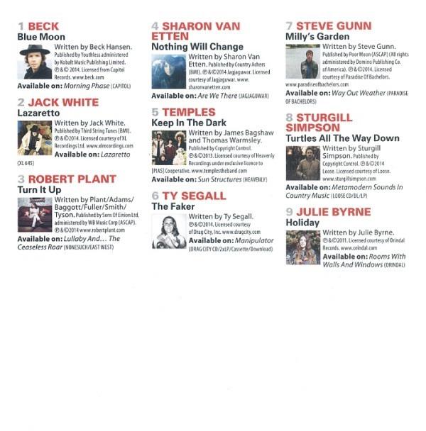 Mojo Presents, The Best Of 2014 (cd Original Lacrado)