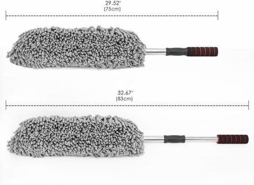 moko - cepillo de microfibra multiusos para coche, para i