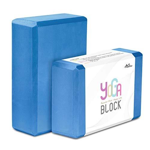 7148a5e8b17 Moko Yoga Bloques 2 Pack