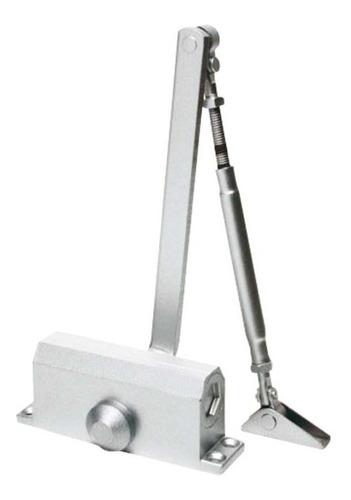 mola aérea a302 soprano prata p/ portas até 45kg