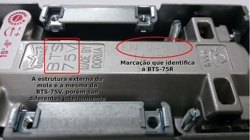 mola hidráulica de piso dorma bts75r bts 75r (75v reforçada)